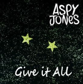 Aspy Jones Give It All Sunshine Coast Music
